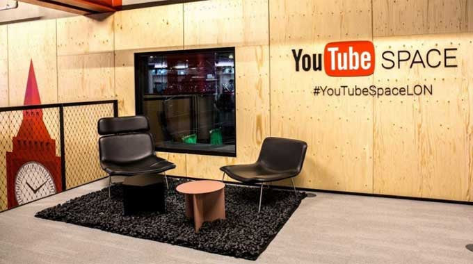 Have You Seen the New YouTube HQ London Office Design?