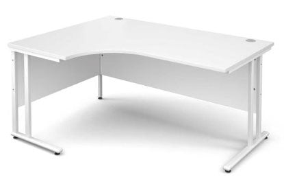 Modern left hand desk - click to view prices