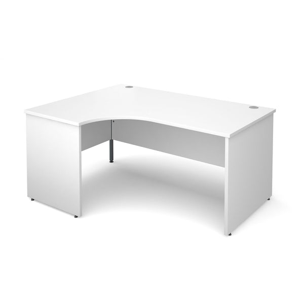Buy cheap white ergonomic corner desks