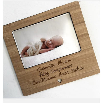 Personalised magnetic frames