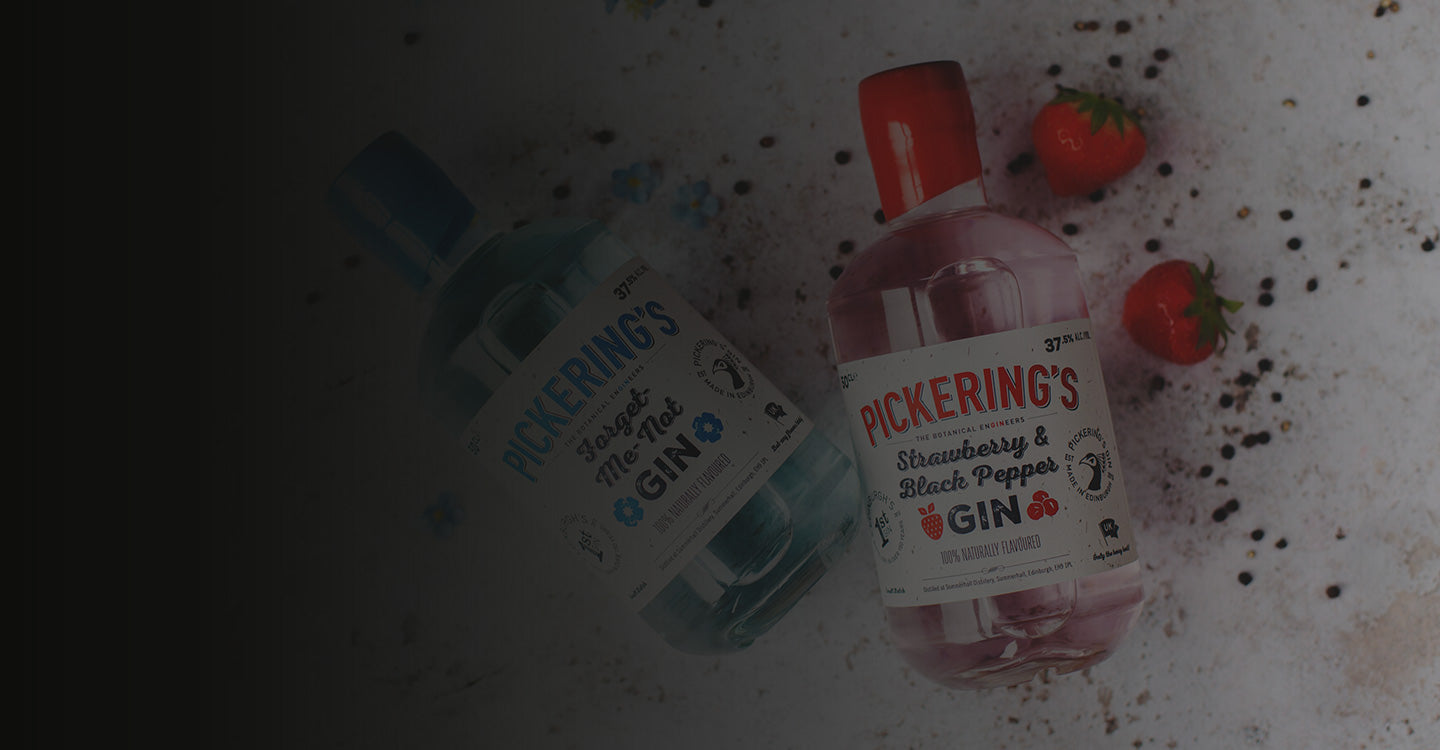 Shop our Flavoured Gin