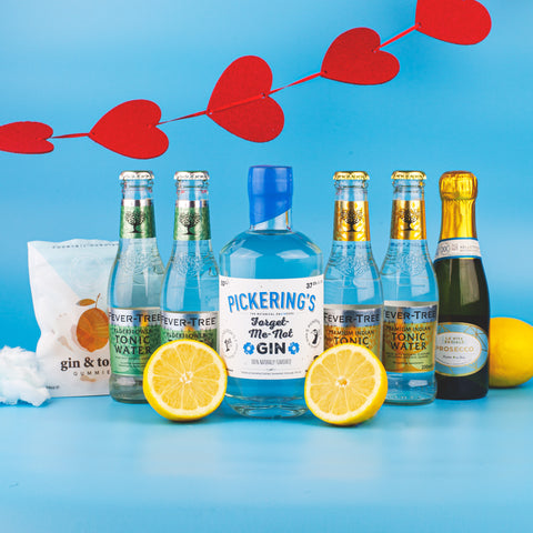 Forget-Me-Not Love Lockdown Cocktail Kit