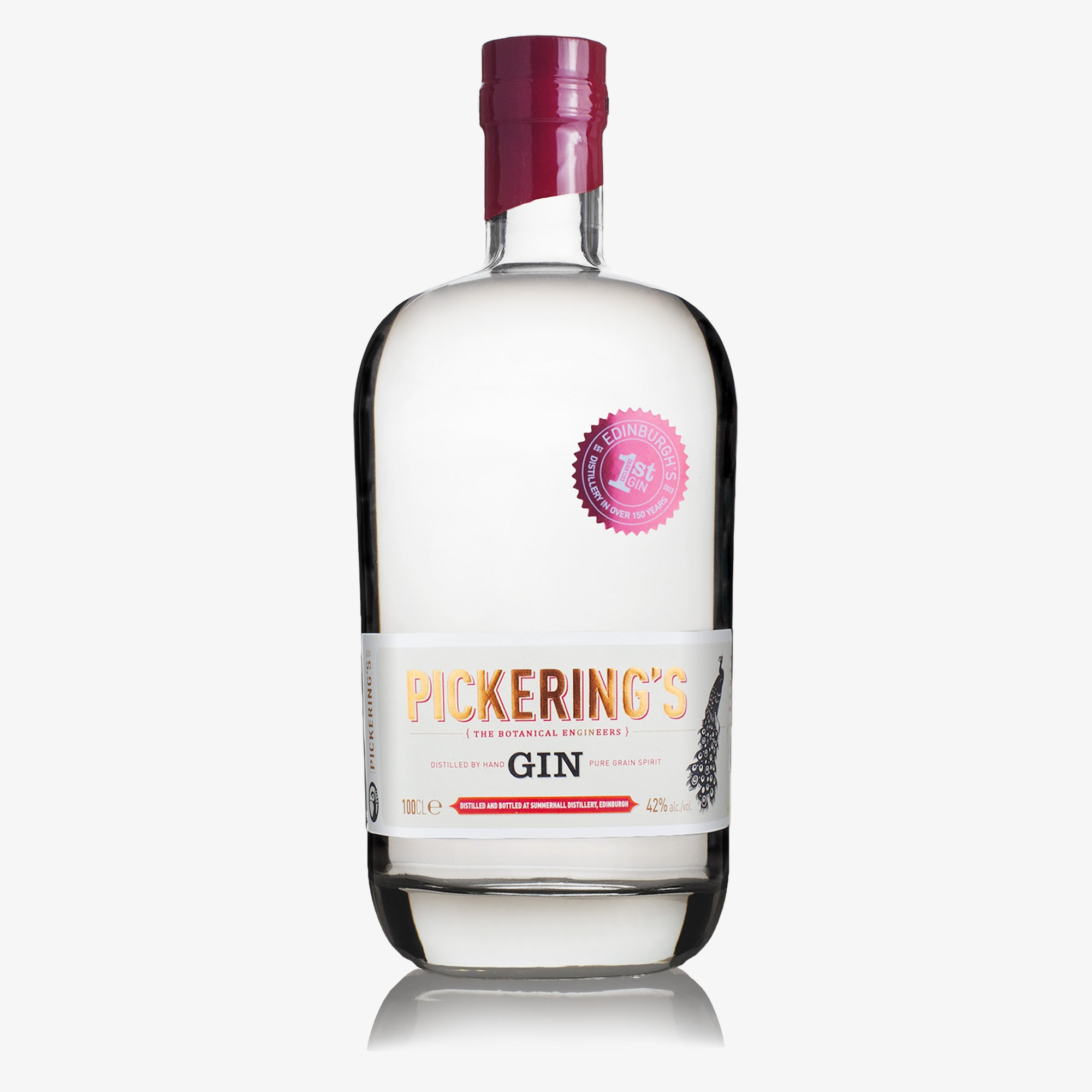 Pickering's Gin 1 Litre