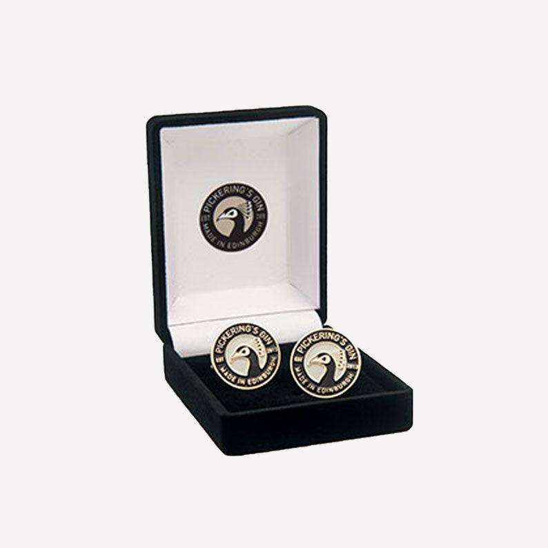 Pickering's Gin Cufflinks