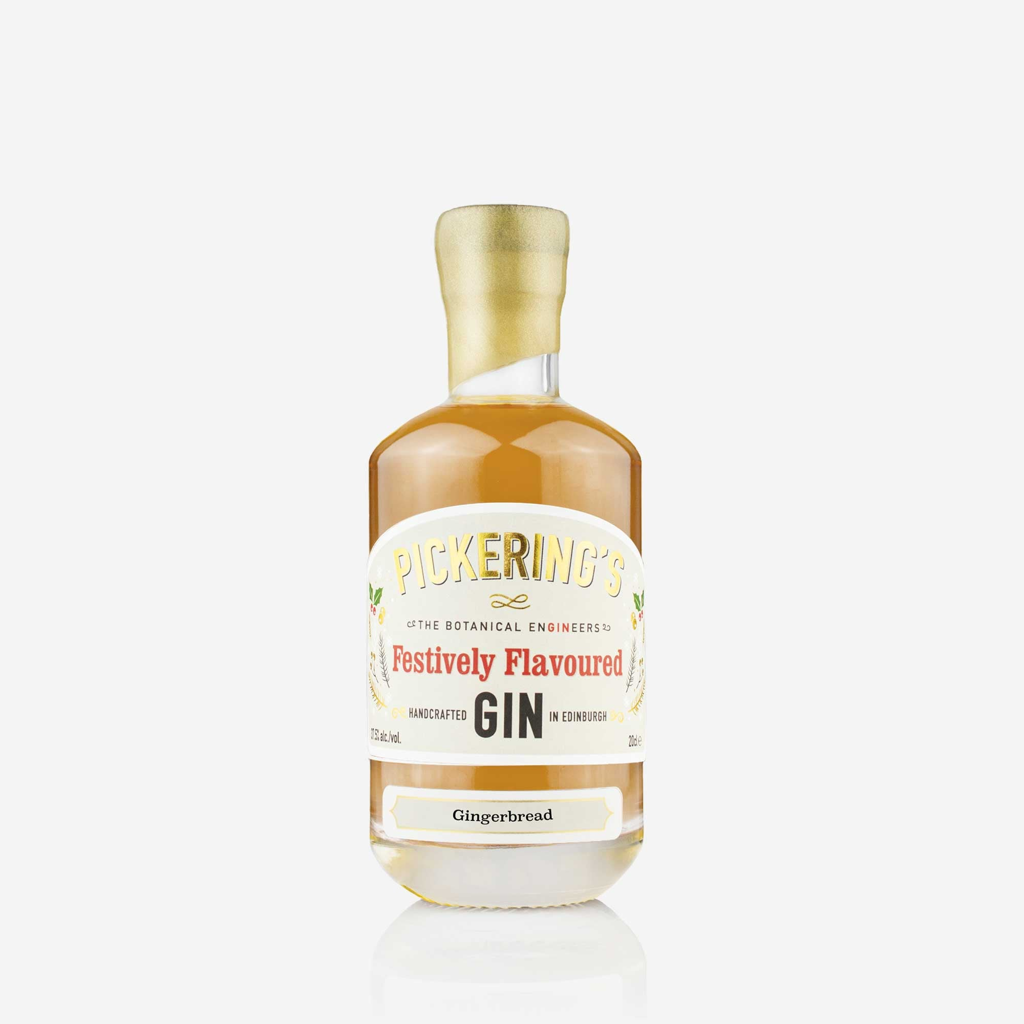 Pickering's Gingerbread Gin 20cl