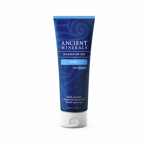 ANCIENT MINERALS Magnesium Gel & Msm Ultra 237ml