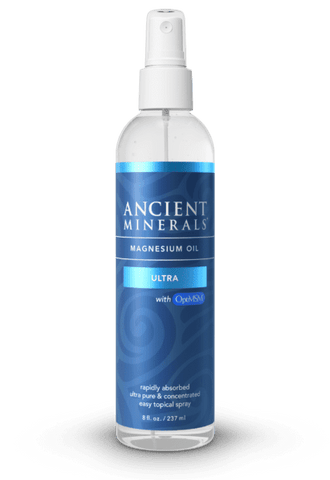 Ancient Minerals Magnesium Oil & MSM Ultra 237ml