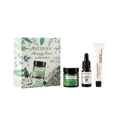 Antipodes Beauty Icons Gift Box - Christmas Ideas