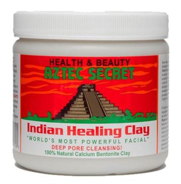 AZTEC SECRET Indian Healing Bentonite Clay Deep Pore Cleansing Mask