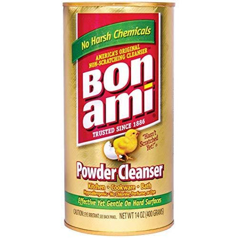 BON AMI Powder Cleanser 400g (No Harsh Chemicals, Non-Toxic)