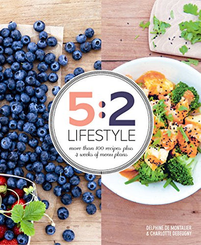 Book Title: 5:2 Lifestyle - by Delphine & Charlotte