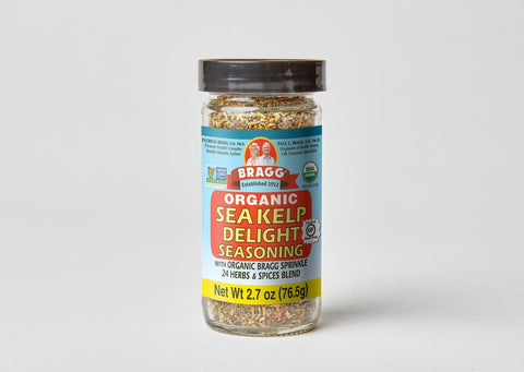 BRAGG Organic Seasoning Sea Kelp Delight 76.5g