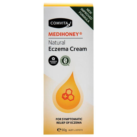 COMVITA Natural Eczema Cream 50g
