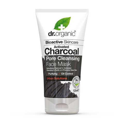 Dr Organic Activated Charcoal Face Mask 125ml