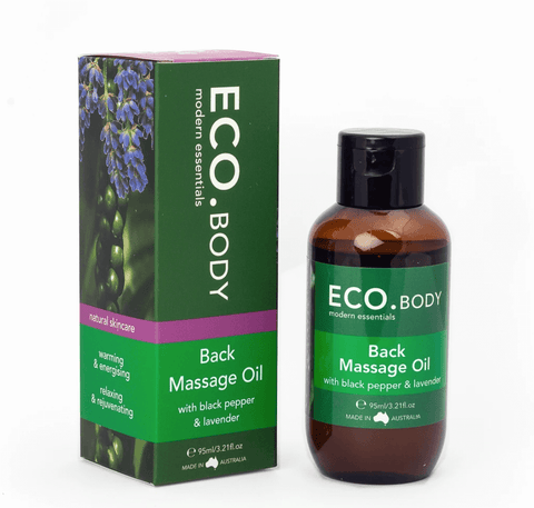 Eco Body - Back Massage Oil 95ml
