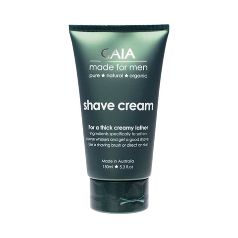 Gaia Men Shave Cream 150ml
