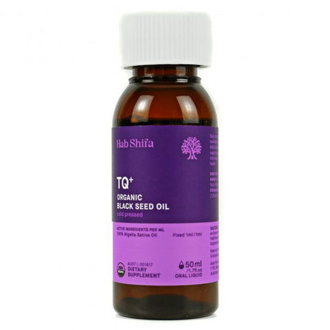 HAB SHIFA Organic Black Seed Oil