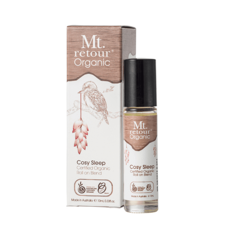 MT RETOUR Organic Roll-on 100% Essential Oil 10ml - Cosy Sleep