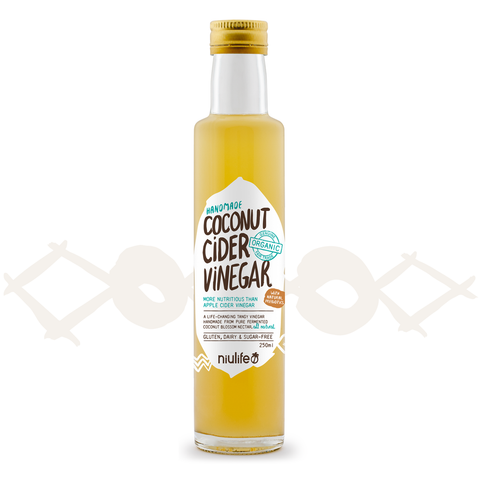 Niulife Coconut Vinegar 250ml