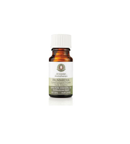 Oil Garden- PALMAROSA ESSENTIAL OIL 12ml