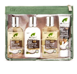 Dr Organic Coconut Oil Series Pack