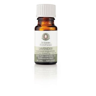 Oil Garden- LAVENDER ESSENTIAL OIL 12ML AND 25ML