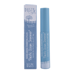Dusty Girls Natural Mineral Shimmering Lip Gloss 8g- Pacific Ocean Shimmer