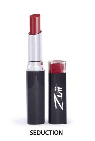 Zuii Certified Organic Sheerlips Lipstick-Seduction