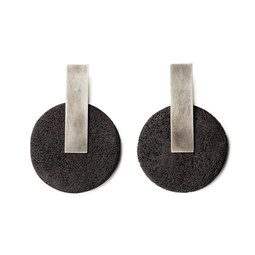 Dari Earring / Black Foam