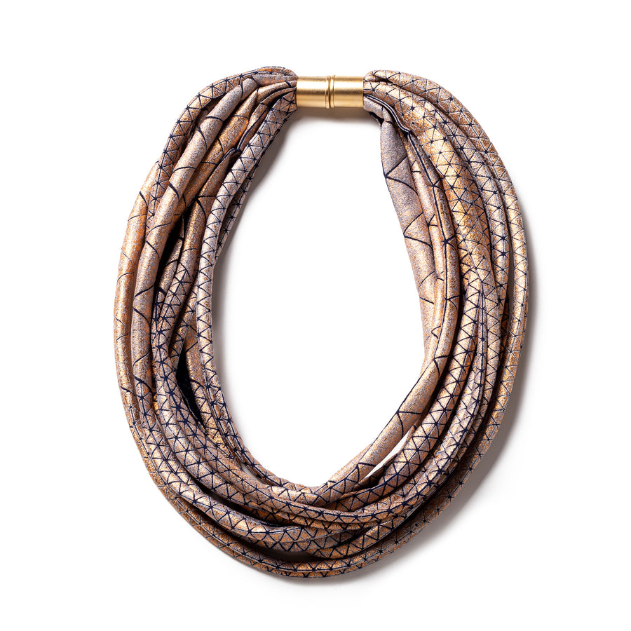 Femi necklace / Bronze