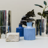 Currumbin Valley Ceramics | Blue on Blue Vase