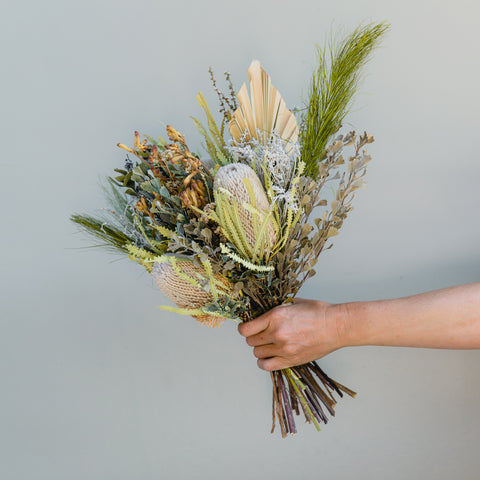 Bridesmaid Bouquet | Native Heart
