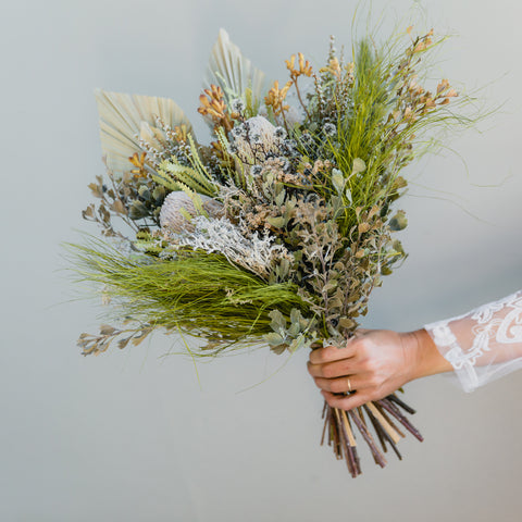 Bridal Bouquet | Native Heart