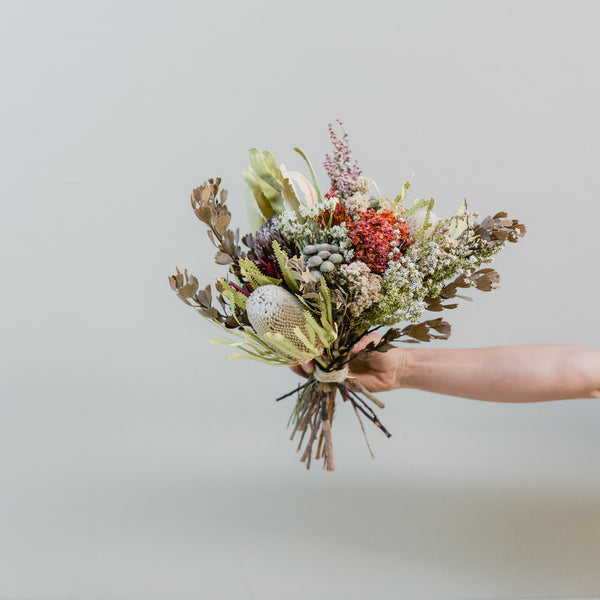 Bridesmaid Bouquet | Wild Woods