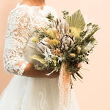 Bridal Bouquet | Blushing Beauty