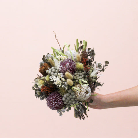 Bridesmaid Bouquet | Cara Mellow