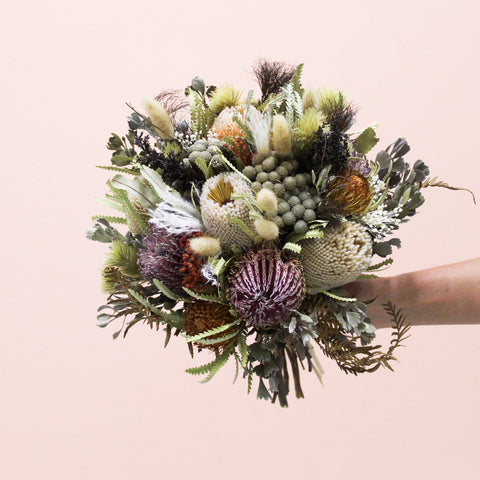 Bridal Bouquet | Cara Mellow
