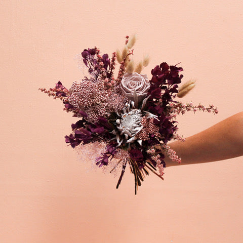 Bridesmaid Bouquet | Wild Berry