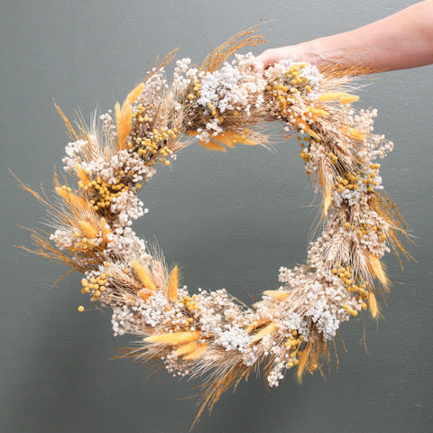 Christmas Wreath | Summer