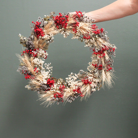 Christmas Wreath | Silent Night