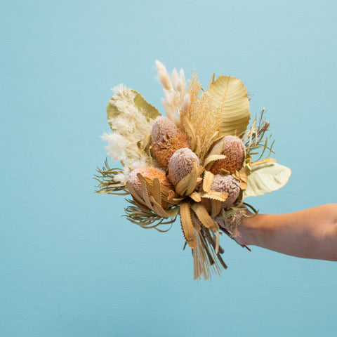 Bridesmaid Bouquet | Dune