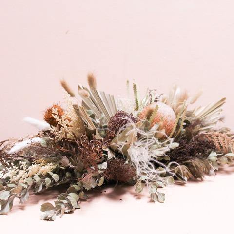 Wedding Table Centrepiece | Desert Dust