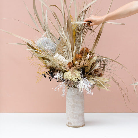 Desert Dust | Large Ceremony Statement Piece