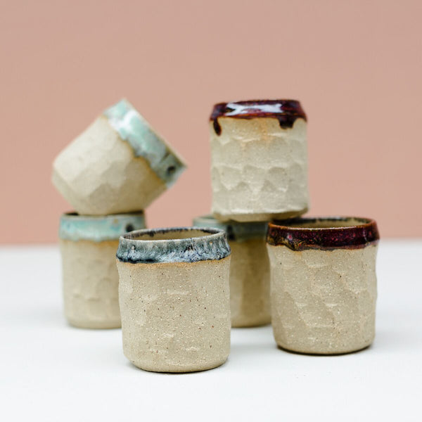 Currumbin Valley Ceramics | Faceted Vessel