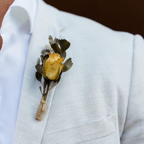 A Rose is a Rose | Boutonniere