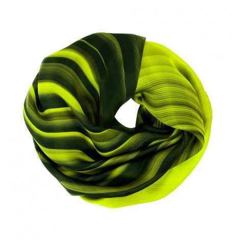 INNOVATION TOWER SILK SCARF