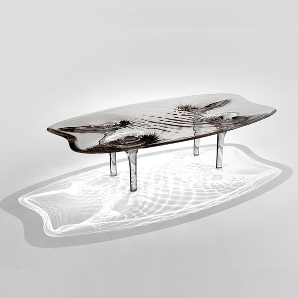 LIQUID GLACIAL DINING TABLE S