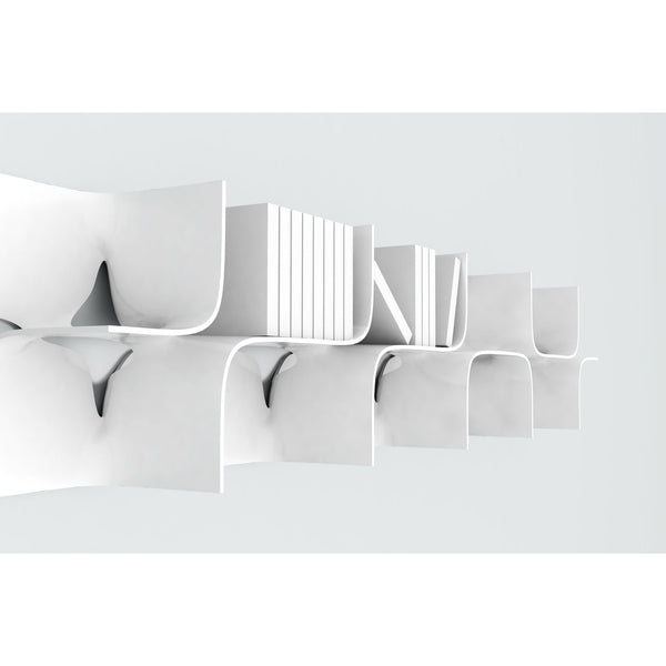 TIDE MODULAR WALL SHELVING SYSTEM
