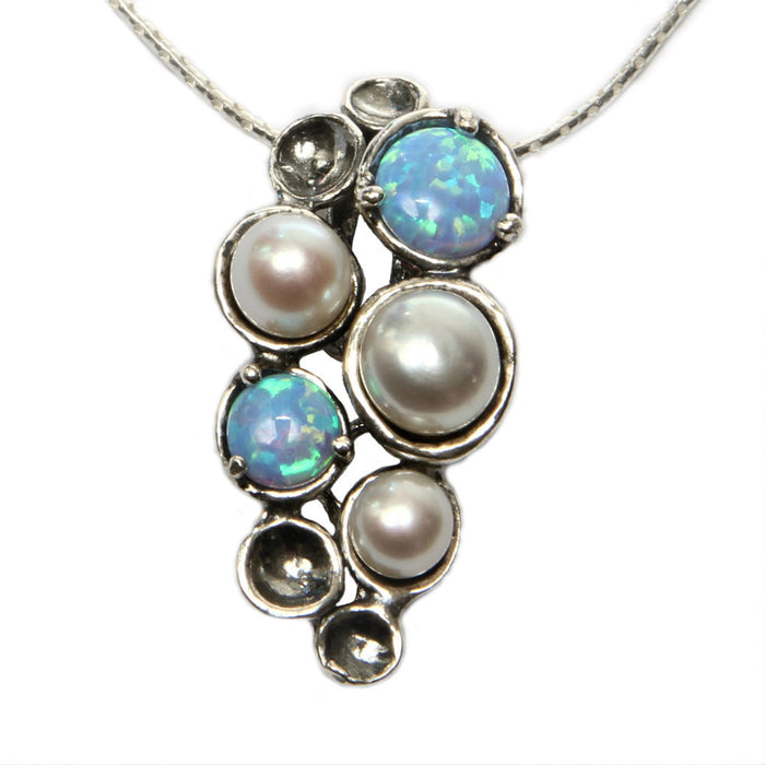 labradorite collections rounded jewellery s necklaces radianceblue stone unique womens necklace women