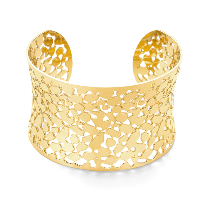 Gold Chunky Bangle